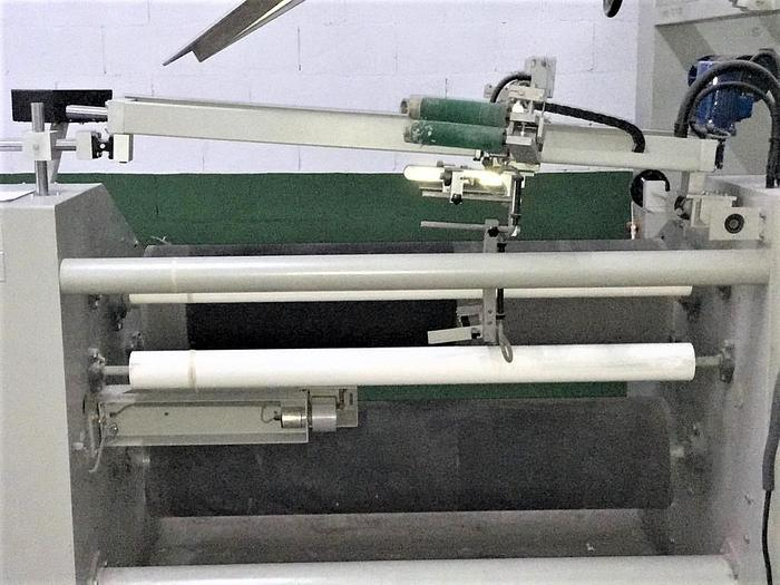 TECNOTEAM doubling rolling machine