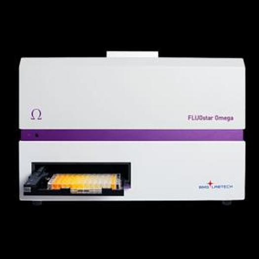 Used BMG Fluostar Omega FA Microplate Reader