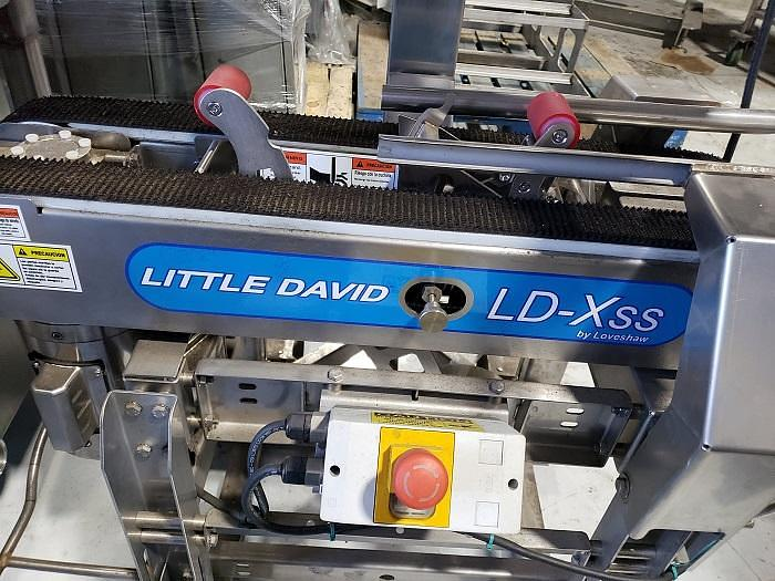 Little David LD-XSS