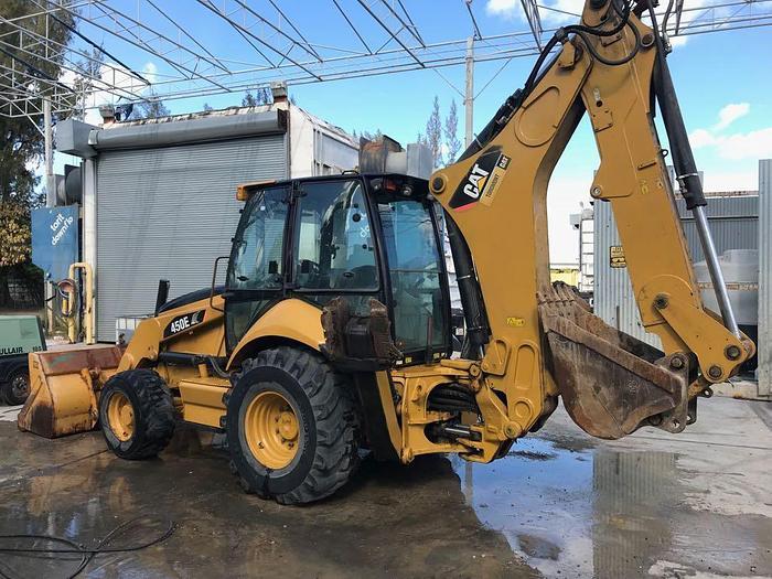 2008 Caterpillar 450E