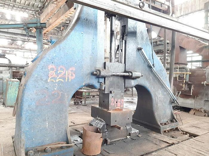Used Hammer Drop Forging Open Die