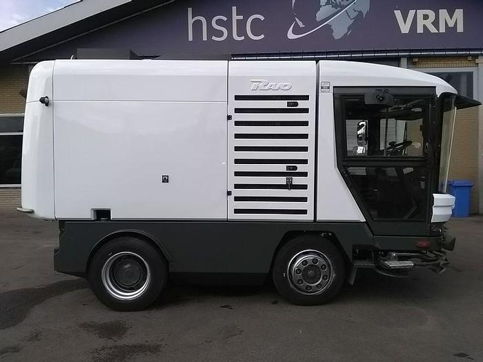 Gebruikt 2010 Ravo 580 STH