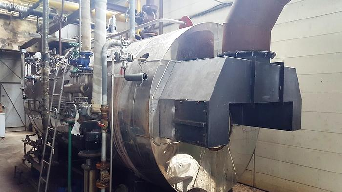 Steam Boiler ALSTHOM