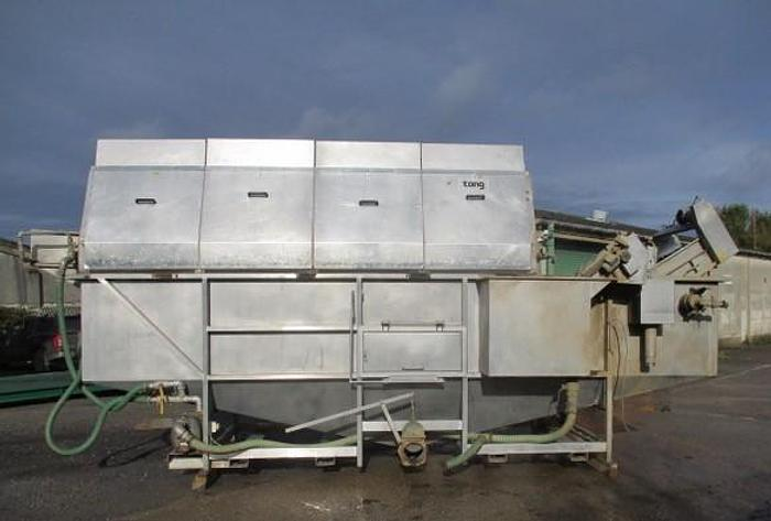 Used TONG-PEAL BARREL WASHER