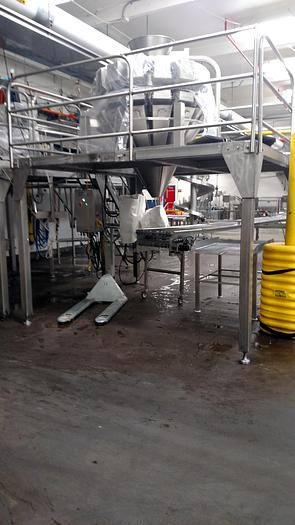 Used WeighPack Vertical Form, Fill & Seal Machine