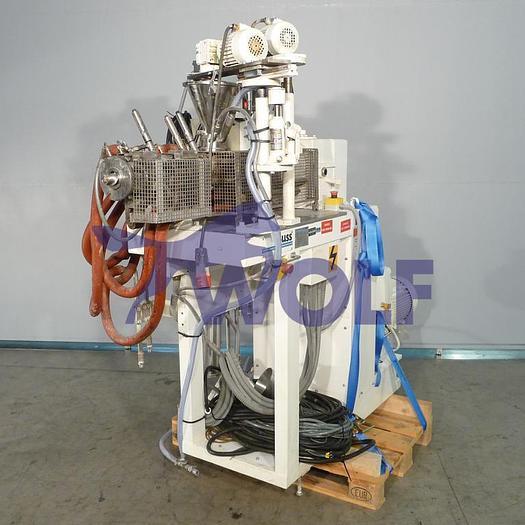 Gebraucht gebr. Labor-Mischknetextruder BUSS SMS GmbH Type