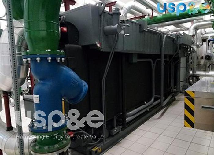 Used 1 MW 2011 Used Perkins 4016-65TRS2 Natural Gas Generator