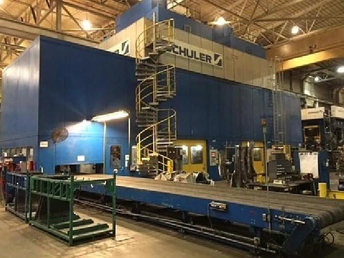 1800 ton Schuler Used Stamping Press