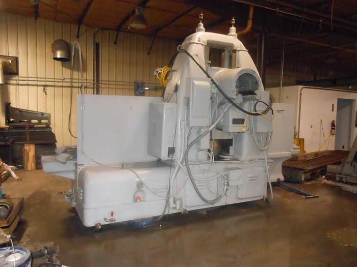 "1965 Mattison Hydraulic Surface Grinder, 30"" x 80', 30hp"