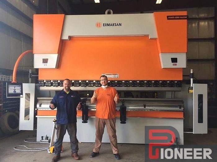 ERMAKSAN FALCON BEND  4270-500 (14' - 550 ton)