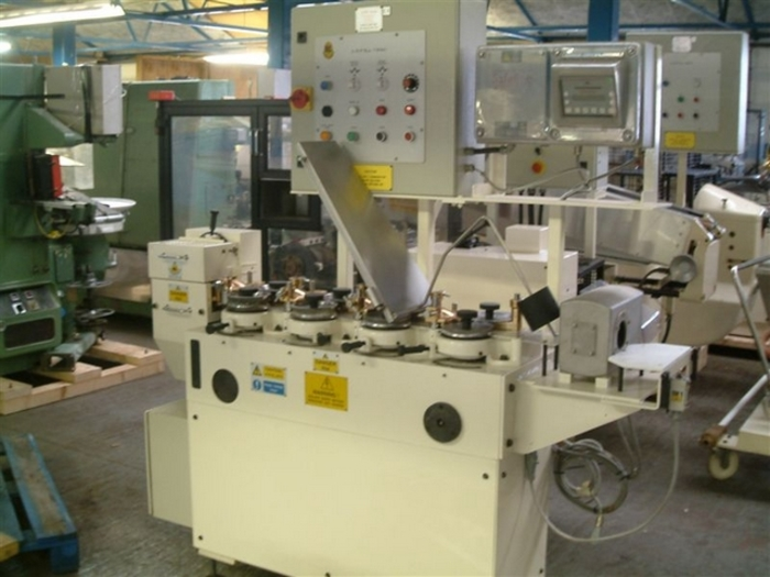Flat Lollipop Forming & Wrapping Line