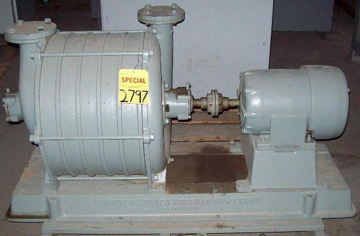 Used HOFFMAN High Pressure Blower