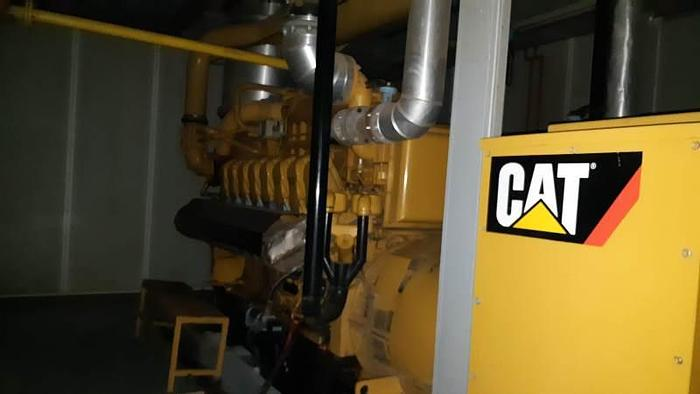 Used 1390 kW Caterpillar 3516C