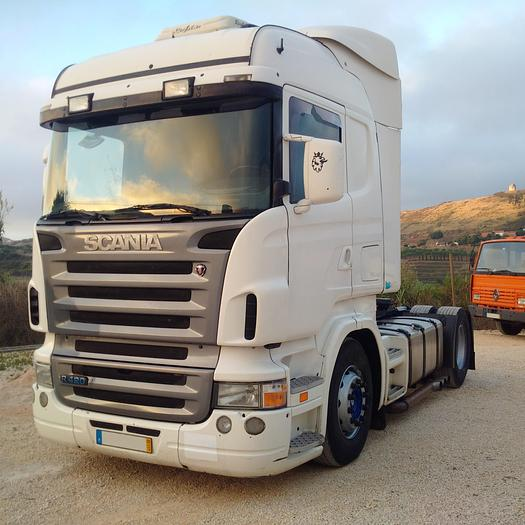 Used 2005 SCANIA R 420 tractor unit