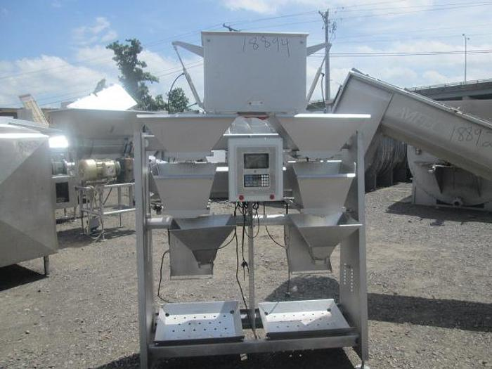 Used COOLING AND APPLIED TECH INC Hopper Scale