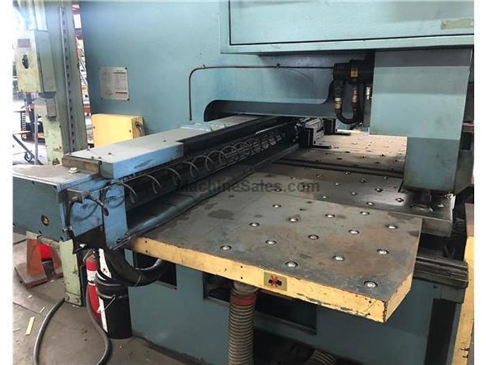 33 Ton Amada Octo 334 CNC Turret Punch