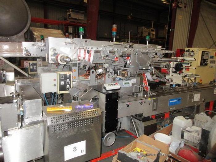 Used Tevopharm Pack 5HS flowpack