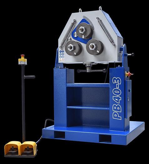 RHTC  PB 50-3H (Hydraulic) Profile Bending Machine