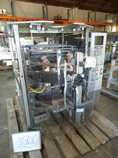 Triangle Single Tube Form, Fill & Seal Bagger SB82C