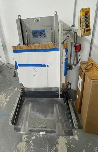 Used Polar Stack Lift 450-1, 2002 Available Oct. 7