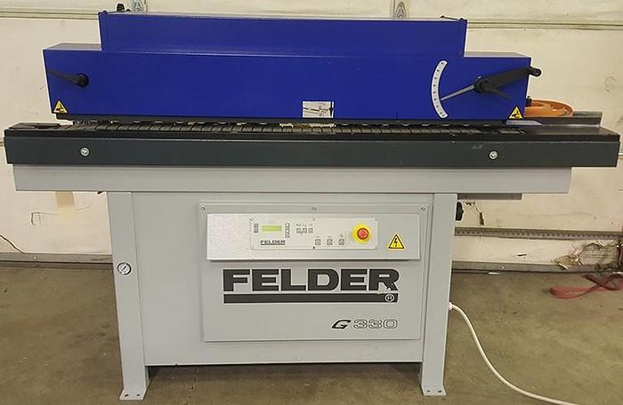 Used Felder G330 Edgebander
