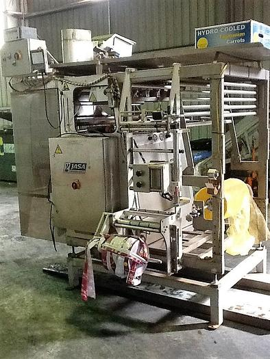 Used JASA 350 QP Packaging