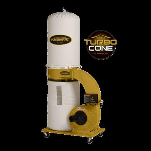 Powermatic 1791078K 1.75HP Dust Collector
