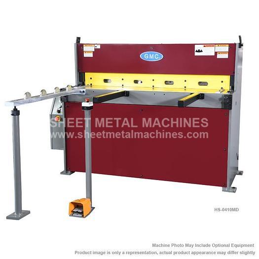 GMC Deluxe Hydraulic Shear HS-0412MD