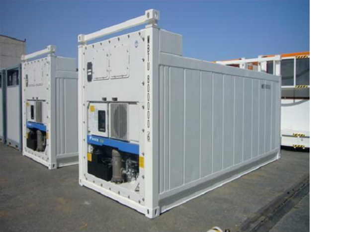 20 'Container special construction