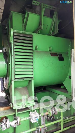 Used 3 MW 2004 Used Jenbacher JMS620GS-N.L Natural Gas Power Plant