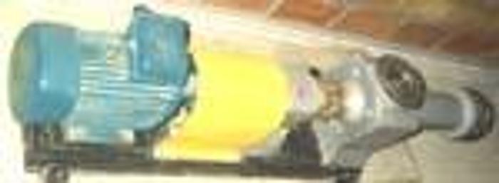Pompa ślimakowa do gęstwy i mas półpłynnych