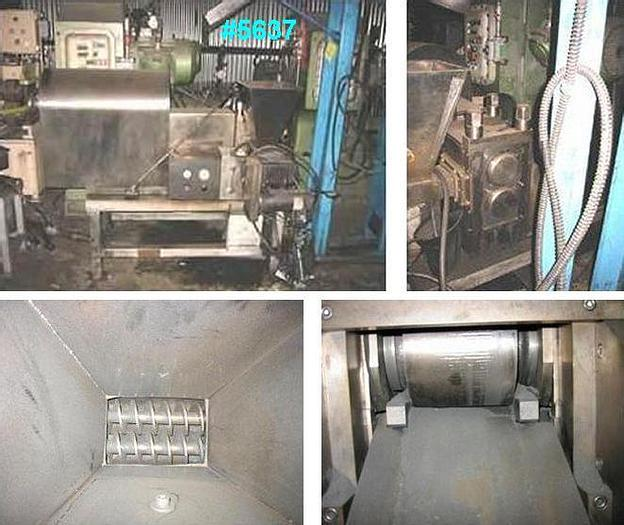 Used 4L X 5D HI BAR SYSTEMS ROLLER COMPACTOR – S/S