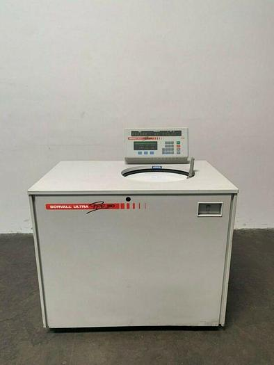 Used Sorvall Dupont Ultra Pro 80 Digital Refrigerated Centrifuge 200-240V Max RPM 80K