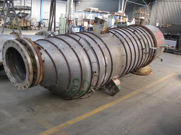 Usata Colonna con riempimento tipo sulzer 4,9m2