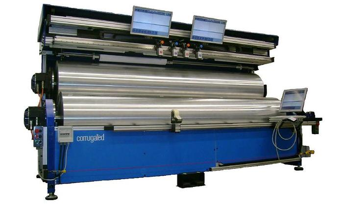 Plate Mounter CORRUGATED (NEW)