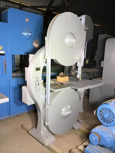 "Used 36"" Tannewitz Mdl. GH Vert. Band Saw"