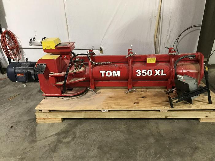 2016 TINKER OMEGA TOM-350XL HIGH SPEED MIXER (On Hold)