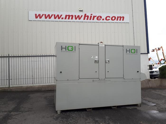 Used 2018 Harrington 80kVA