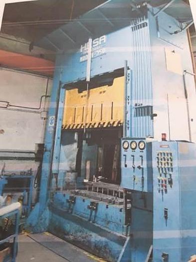 Used Press Sheet Stamping Hydraulic Hesa