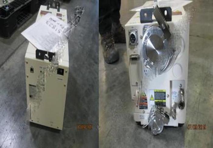 Used Kashiyama Ind., Ltd. MU100XU