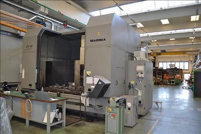 Centro di Lavoro Verticale IBARMIA ZV 45/L2200