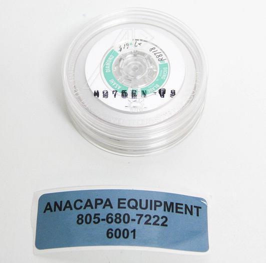 Used Asahi Diamond Wheel Blade H275RN-T3 LOT of 3 (6001)