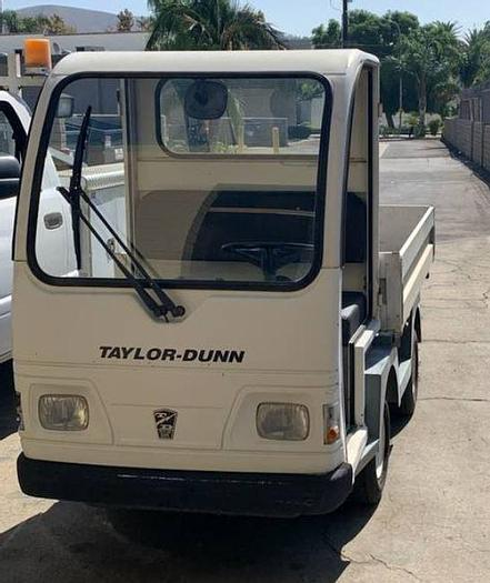 Used 2003 Taylor Dunn ET-3000
