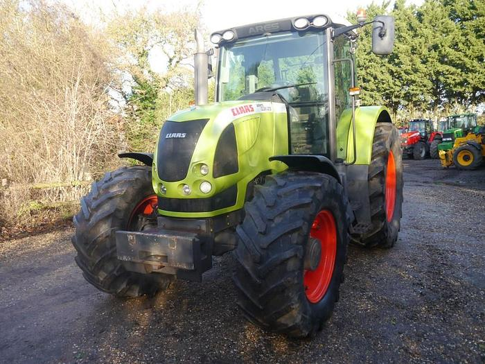 Used Claas  697 ATZ 4WD Tractor