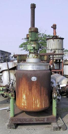 Usata Reattore Miscelatore OLSA da 500 Litri
