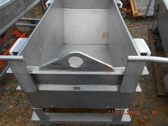 Used USED DOUGH TROUGH D