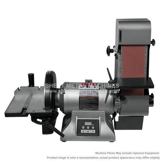 JET IBDG-436VS Variable Speed Industrial Belt and Disc Grinder 577634