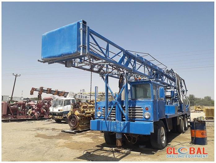 Used Item 0152 : Speedstar 15THHD Drill Rig