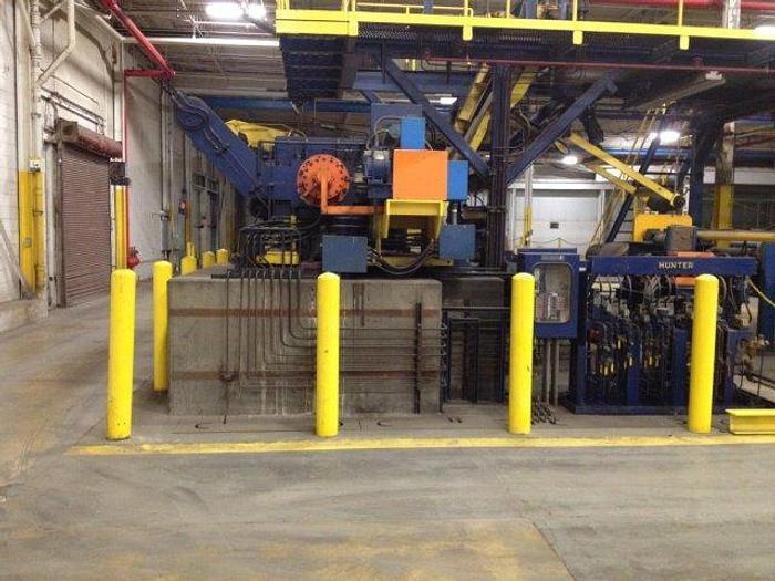 """Used 60"""" Aluminum Can-End Coating Line: CC-157"""