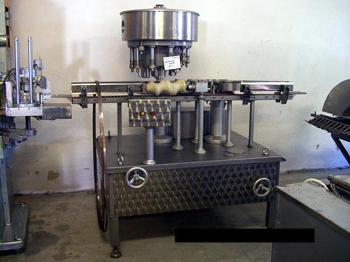 Maszyna do rozlewu mleka LAB 4